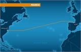 Lắp đường cáp Internet tốc độ cao xuyên Đại Tây Dương