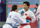 Việt Nam nhất toàn đoàn Giải karatedo quốc tế Việt Nam mở rộng lần 1