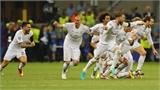 Hạ Atletico trên chấm 11m, Real lần thứ 11 vô địch Champions League
