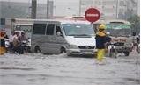 Miền Bắc tiếp tục mưa dông, cảnh báo ngập lụt