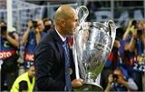 HLV Zidane nói gì khi đi vào lịch sử Champions League?
