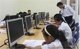 125 thí sinh tham dự Hội thi Tin học trẻ tỉnh Bắc Giang