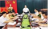 Kiểm tra công tác bảo đảm ATGT tại Tân Yên và TP Bắc Giang