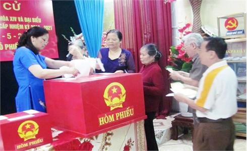 Bắc Giang: Ngày 5-6, bầu thêm 144 đại biểu HĐND cấp xã, nhiệm kỳ 2016-2021