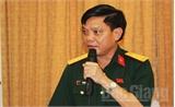 Thiếu tướng Ngô Minh Tiến giữ chức Tư lệnh Quân khu 1
