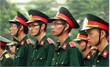 Xét duyệt gần 45.000 hồ sơ đăng ký tuyển sinh quân sự
