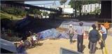 Hàn Quốc: Sập công trình xây dựng, 14 người thương vong