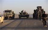 Iraq đẩy lùi cuộc phản công của IS ở Fallujah, diệt 75 tay súng