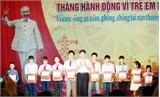 Lạng Giang: Phát động Tháng hành động Vì trẻ em