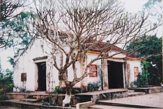 Đền Ngọc Nương, nơi thờ,  danh tướng,  Lý Thường Kiệt