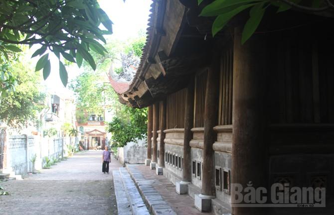 Việt Yên, Thổ Hà, làng cổ