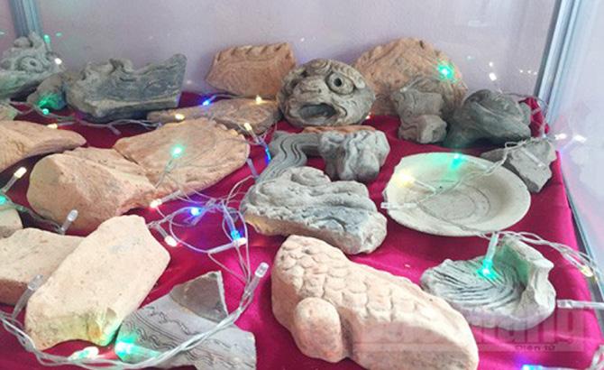 Di tích,  khảo cổ,  chùa Đám Trì