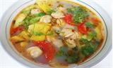 Cách làm món canh ngao giải nhiệt mùa hè: Canh ngao nấu chua