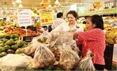 Hệ thống siêu thị Big C bắt đầu bán vải thiều Lục Ngạn