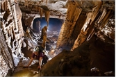 Phát hiện thêm hàng chục hang động đặc sắc ở Quảng Bình