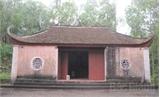 Đình Bùi - Di tích duy nhất thờ Thái sư Lê Văn Thịnh