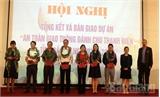 Bắc Giang: Bàn giao Dự án 'An toàn giao thông cho thanh niên' giai đoạn 2012-2016