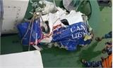Đã dò được tín hiệu hộp đen máy bay CASA-212