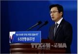 Tới Trung Quốc, Thủ tướng Hàn Quốc bàn về Triều Tiên