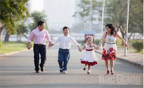 Ngày Gia đình Việt Nam: Trên mẫu mực, dưới thuận hòa