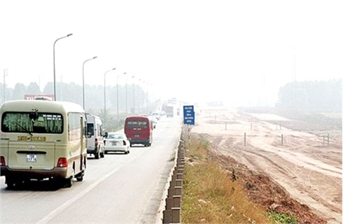 Tạm dừng thi công cao tốc Bắc Giang-Lạng Sơn trong kỳ thi THPT