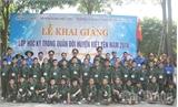 """Hơn 100 chiến sĩ """"nhí"""" tham gia Học kỳ trong quân đội"""