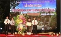Lễ hội Đình Chèm được đưa vào Danh mục di sản văn hóa phi vật thể quốc gia