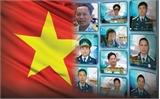 Tổ quốc ghi công 10 liệt sĩ trong 2 vụ tai nạn máy bay SU 30, CASA 212