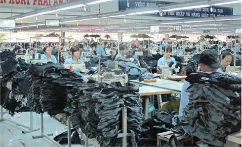 Bắc Giang: Vốn đầu tư vào các khu công nghiệp tăng mạnh