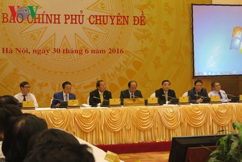 Chính phủ chính thức công bố nguyên nhân cá chết ở miền Trung