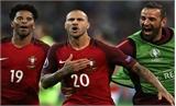 Bồ Đào Nha vào bán kết Euro 2016 bằng loạt đá luân lưu