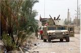 Iraq đánh bật IS khỏi nhiều khu vực