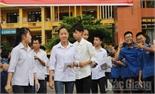 Môn Hóa: Phần hóa trị khó, vắng 60 thí sinh