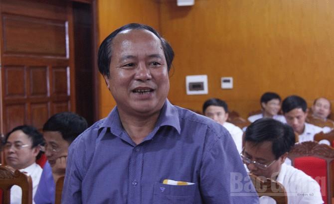 Ngày làm việc, thứ hai, kỳ họp thứ nhất, HĐND tỉnh Bắc Giang, khóa XVIII