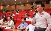 Ý kiến đại biểu tại kỳ họp thứ nhất, HĐND tỉnh Bắc Giang khóa XVIII