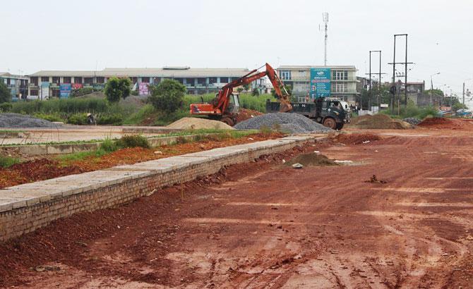 Thành lập Cụm công nghiệp  Bãi Ổi (TP Bắc Giang)