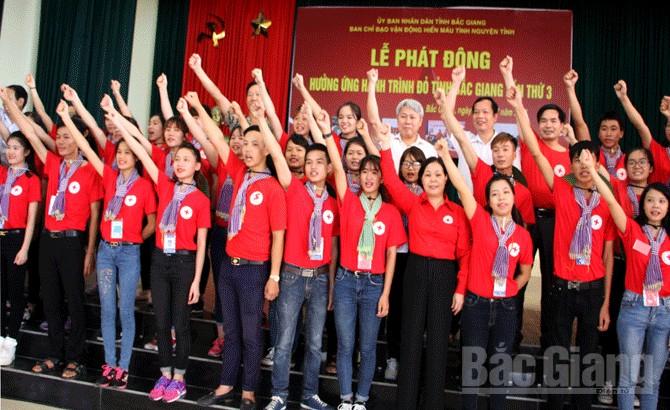 """Hiến 342 đơn vị máu, an toàn, hưởng ứng, """"Hành trình đỏ"""""""
