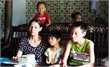 Gia đình bà Vườn được giúp đỡ  hơn 150 triệu đồng