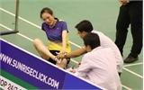 Đến lượt Vũ Thị Trang bỏ cuộc vì chấn thương