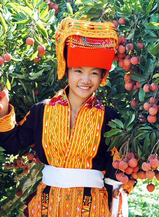 Lục Ngạn, vùng quả ngọt,  lên hương