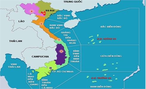 Áp thấp trên biển Đông có thể mạnh thêm