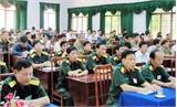 Bồi dưỡng kiến thức quốc phòng - an ninh