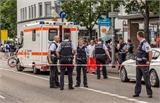 Truy sát bằng dao ở Đức làm 1 phụ nữ mang thai chết, nhiều người bị thương