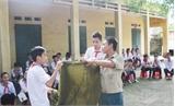 700 học sinh trải nghiệm 'Một ngày làm chiến sĩ'