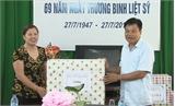Thăm, tặng quà thương bệnh binh nặng, Mẹ Việt Nam Anh hùng