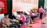 Việt Yên: 1173 đơn vị máu được hiến tặng