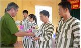 Triển khai thực hiện tha tù trước thời hạn có điều kiện