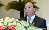 Quốc hội tiếp tục bầu ông Nguyễn Xuân Phúc làm Thủ tướng