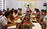 Kiểm tra cải cách hành chính tại huyện Hiệp Hòa