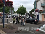 Tiêu diệt hai kẻ bắt cóc con tin tại nhà thờ ở Pháp